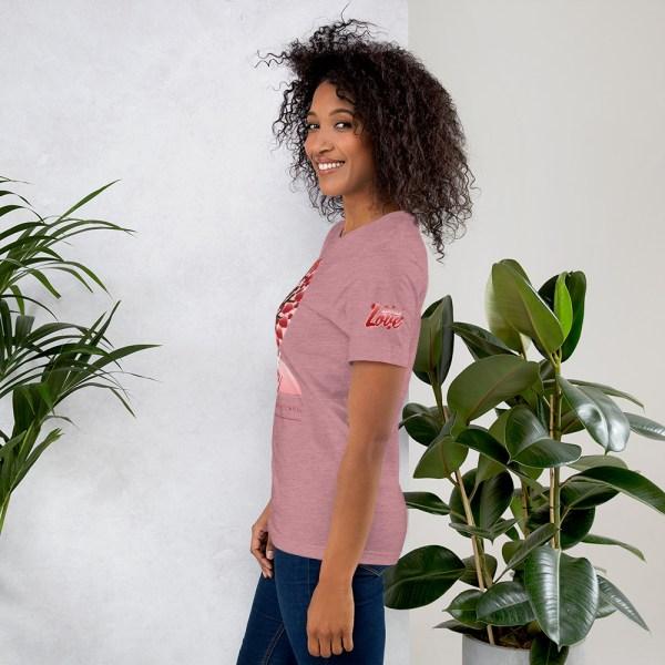 unisex premium t shirt heather orchid left 6045415808efb