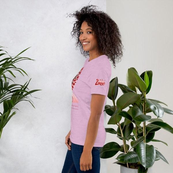 unisex premium t shirt heather prism lilac left 604541580a5f2