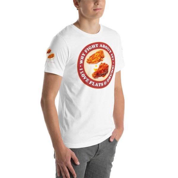 unisex premium t shirt white right front 6042c4c0a5986