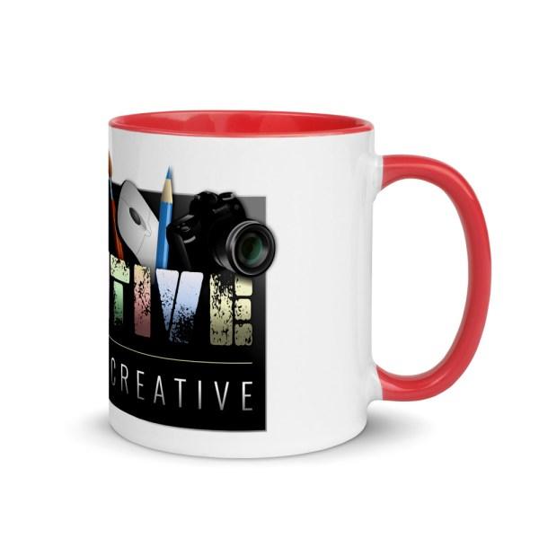 white ceramic mug with color inside red 11oz right 6043e9cfa91d1