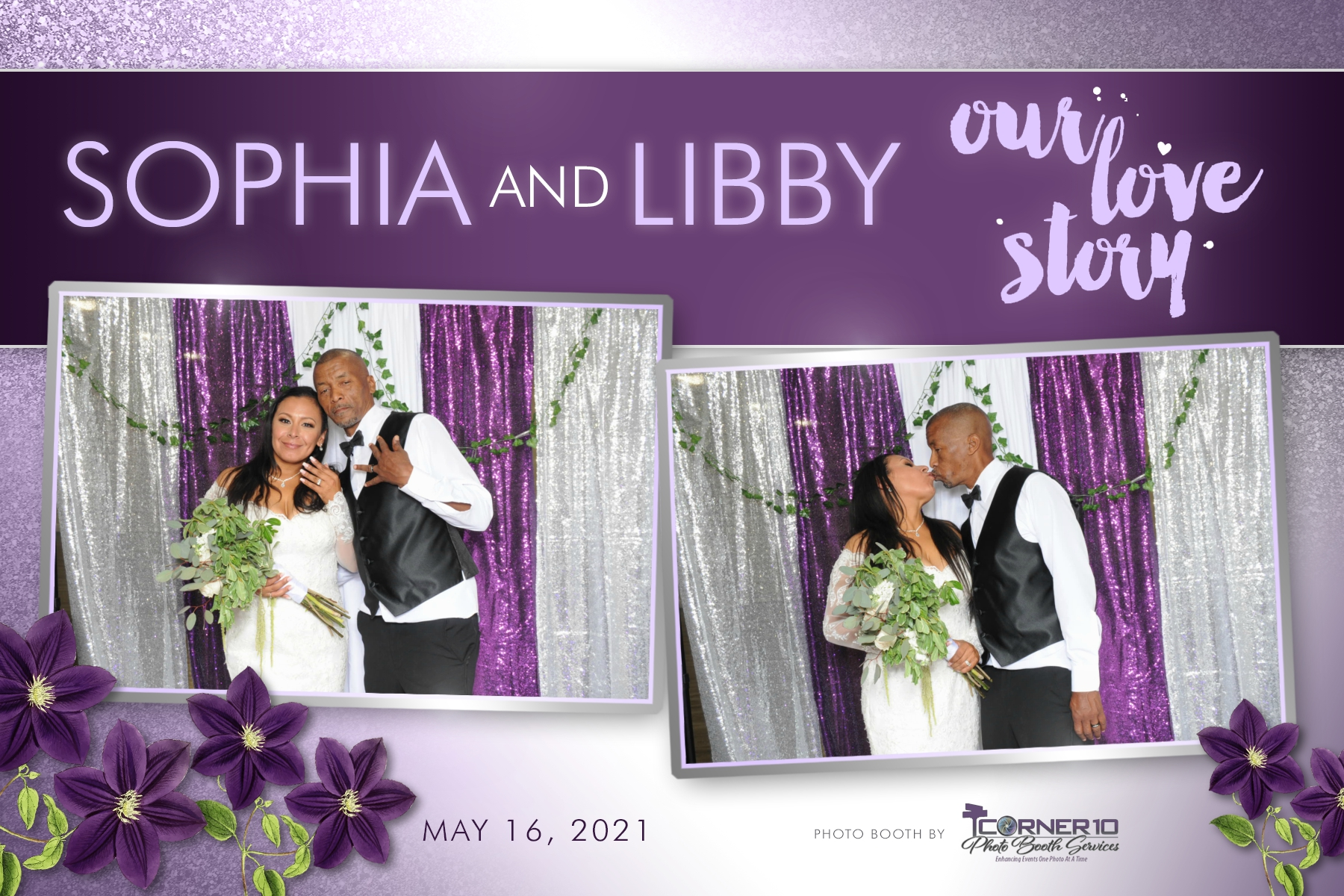 Corner 10 Photo Booth Services - First Time Back featured image