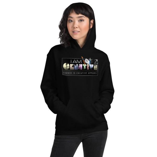 unisex heavy blend hoodie black front 60ec95c243df8