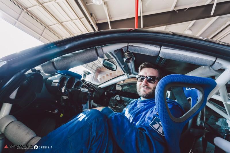 Corner3 Motorsports Nissan Challenge Round 1 ACS - Viktor Cruz