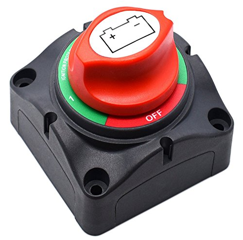 Dual Battery Selector Switch Boat Wiring Easy To Install Ezacdc
