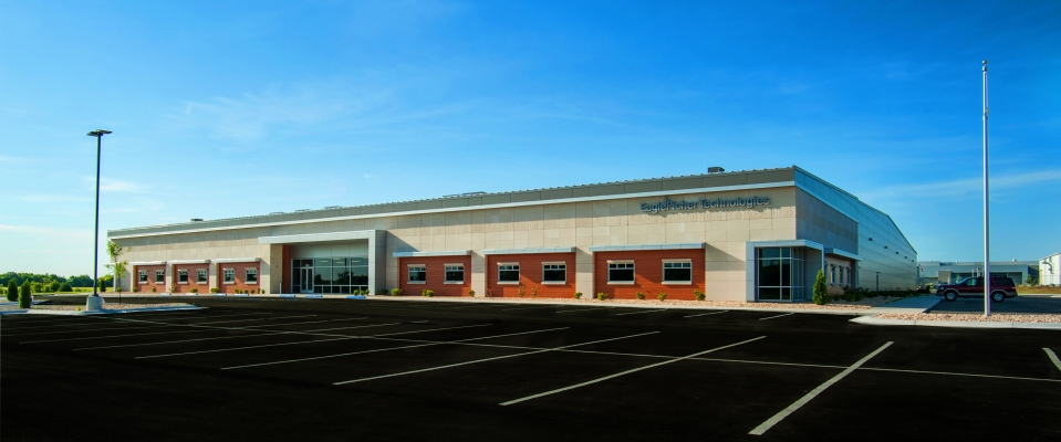 Eagle Picher Expansion  CGA Architects  Joplin MO