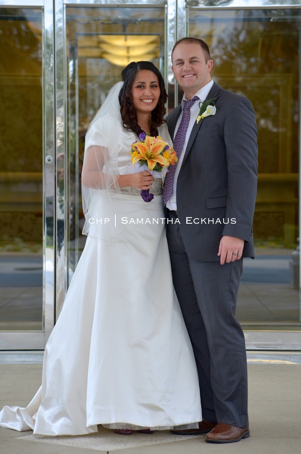 Orlando Florida Temple LDS Wedding