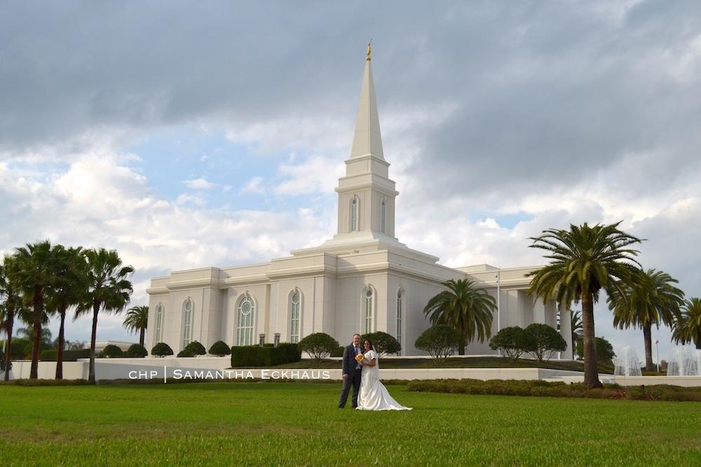Temple Ready Wedding Dresses