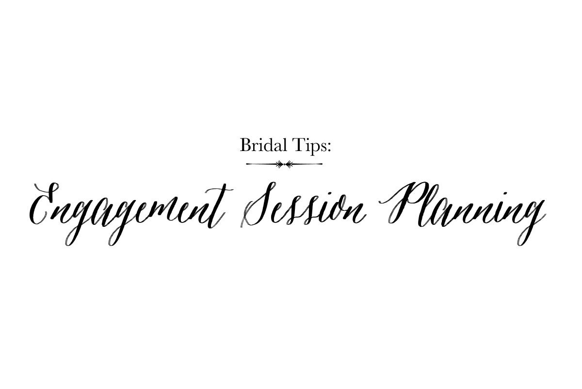 Engagement Session Ideas