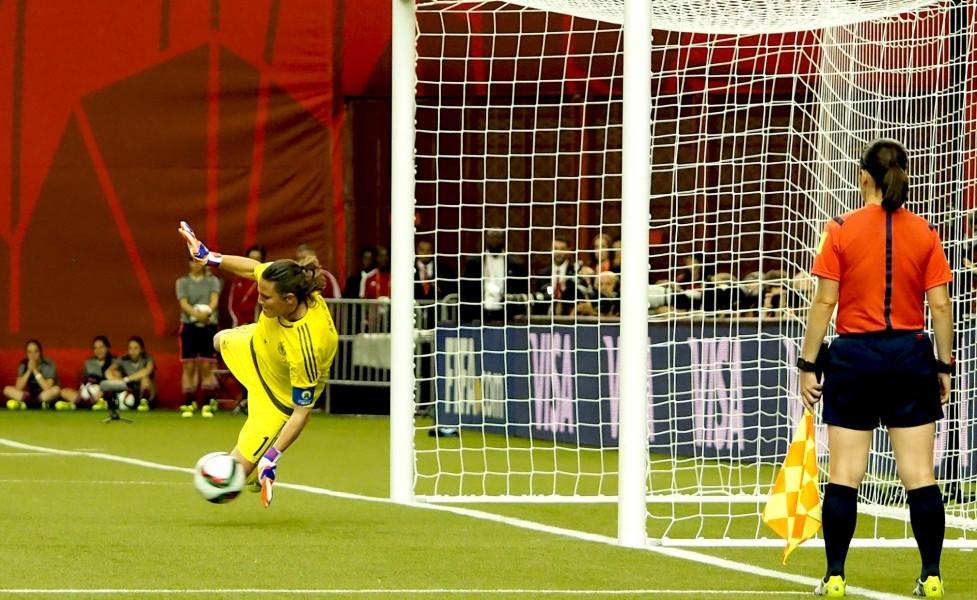 Avec Ach und Krach: Deutschland im Halbfinale