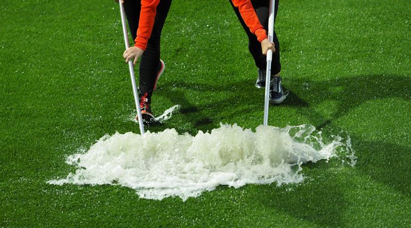 Holland im Halbfinale und viel Regen