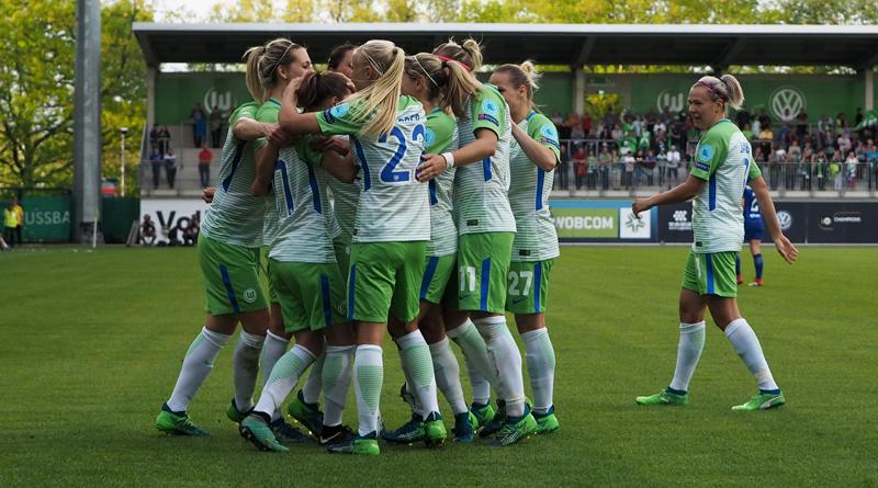 Wolfsburg meisterlich, Duisburg verschafft sich Luft im Abstiegskampf