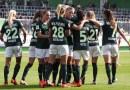 Die Meisterinnen kommen zum dritten Mal in Folge aus Wolfsburg