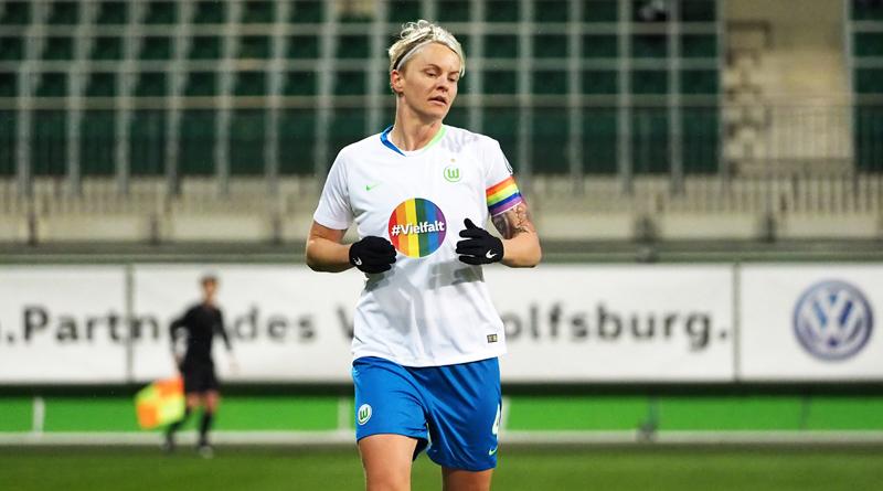 Hejdå, Nilla! Wolfsburgs Kapitänin kehrt nach Schweden zurück