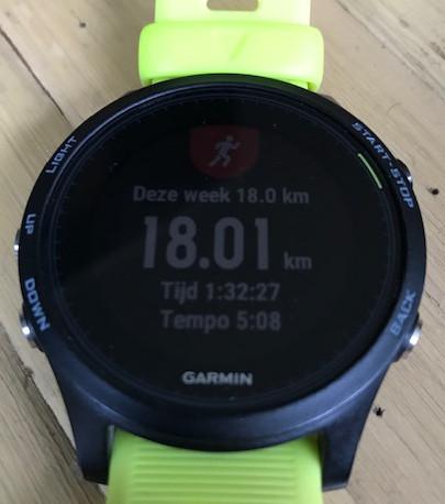 Under 3 – Eleventh week of training