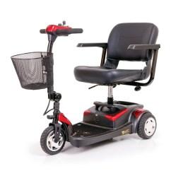 Golden Power Chair Office Cushion Buzzaround Lite 3 Wheel Scooter