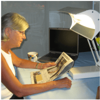 Northern Light Desk Lamp