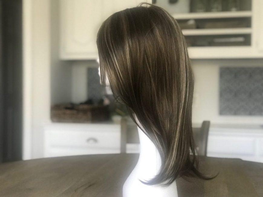 Jon Renau Top Full Hair Topper
