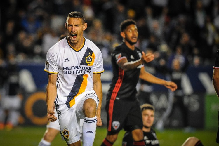 LA Galaxy vs DC United. March 6, 2016. Photo by Steve Carrillo