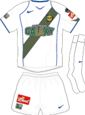 pretty nice 93d40 7c67f Up, Up, & Away: A Definitive Ranking of Every LA Galaxy Away ...