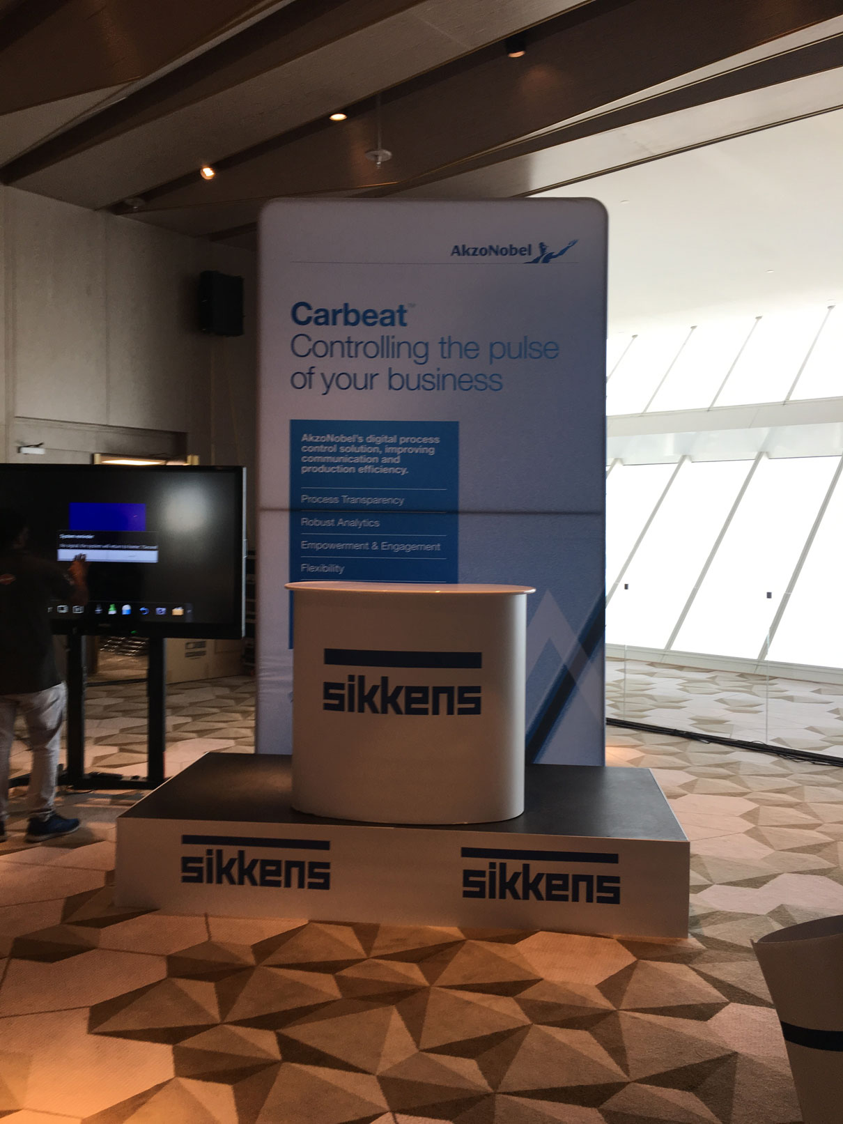 Sikkens AkzoNobel Event Branding 2 by Cornerstone
