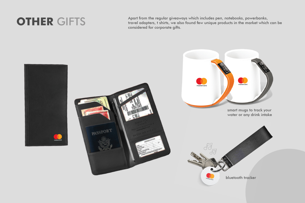 Custom Year End Gifts by Cornerstone