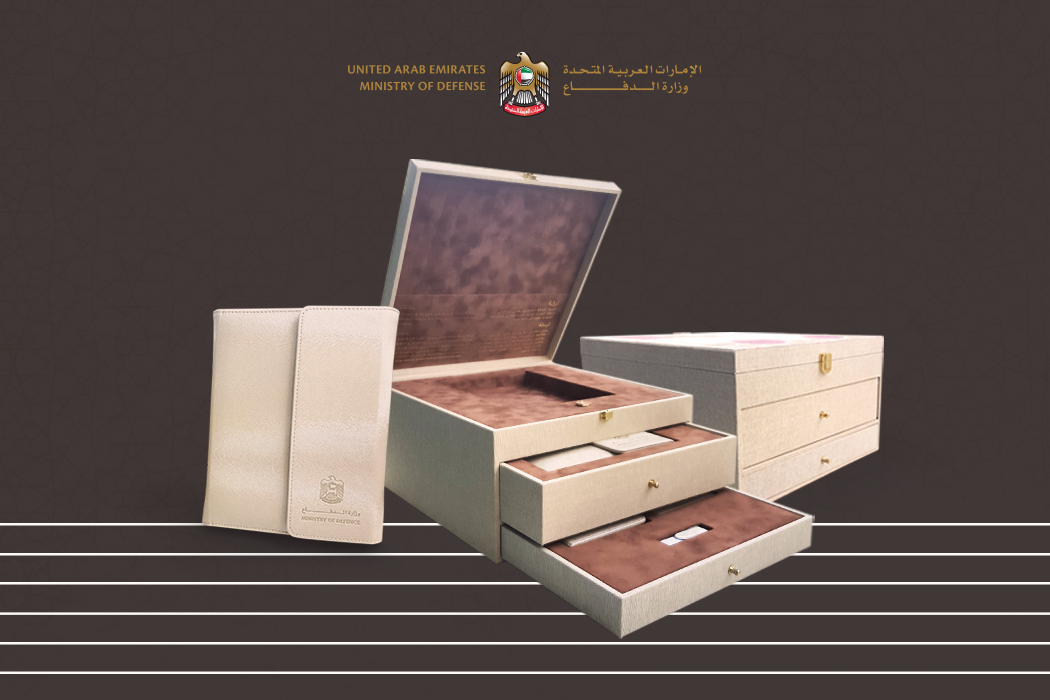Ministry of Defense Welcome Kit by Cornerstone