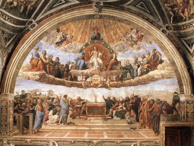 Eucharist_Rafael