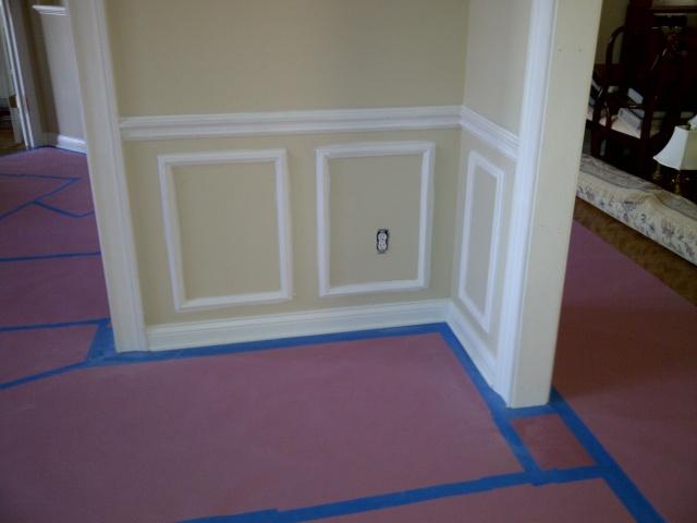 Geist Interior Painting