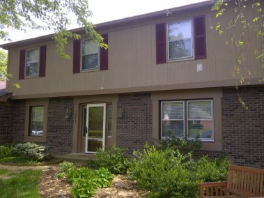Zionsville Exterior Painting