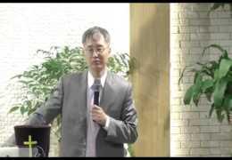 이용규선교사  –  주 임재교회 금요 예배   ( 왕상 19 : 1 ~ 18 )