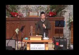 다니엘 김선교사  –  Jesus Army  ( 6차 청소년 )