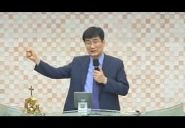 박보영목사  –  다들 불평할때 나는 어떻케 하는가 ?   ( 말 3 : 16 ~ 18 )
