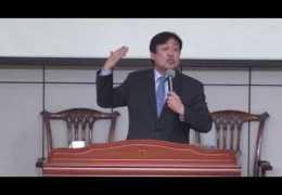 전기철목사  –  신앙생활의 약점을 어떻케 극복할수 있을까 ?  ( 엡 6 : 11 ~ 20 )