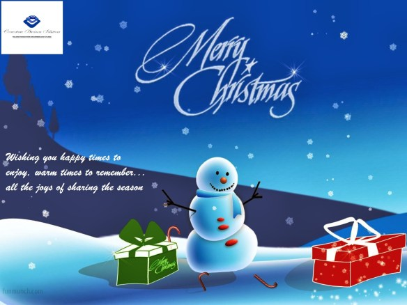 CBSLLC Advance Merry Christmas Greetings Pictures