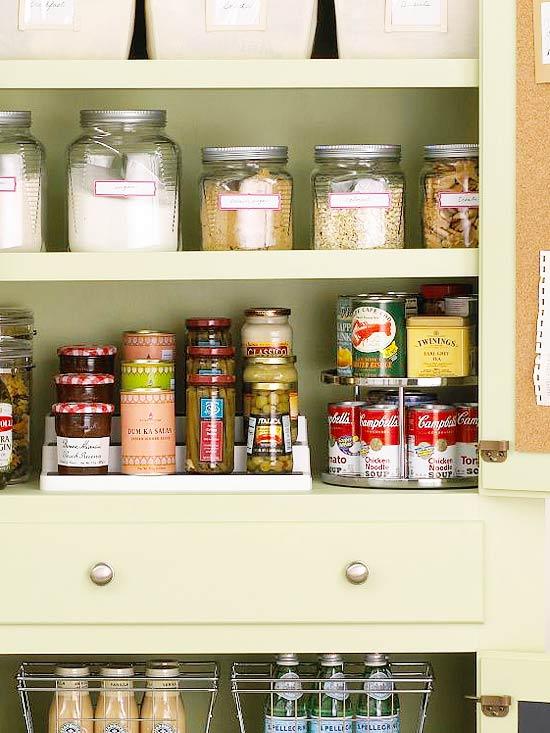 17 Kitchen Organization  Storage Tips
