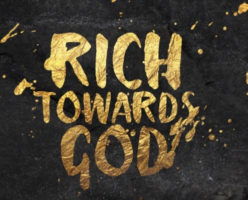 Image result for rich towardsGod