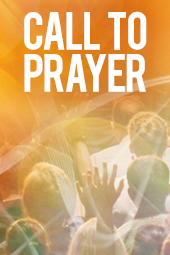 Alliance Call to Prayer