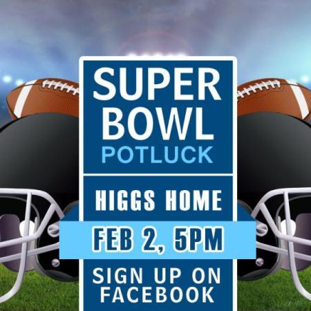 Super Bowl 48 Potluck Party