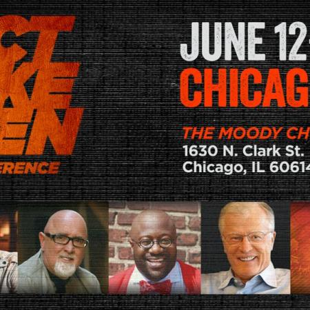 Act Like Men Conference