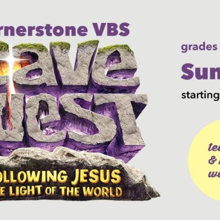 Cave Quest VBS