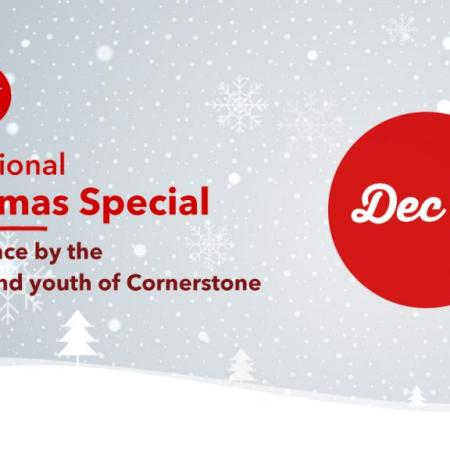 International Christmas Special, Dec 18