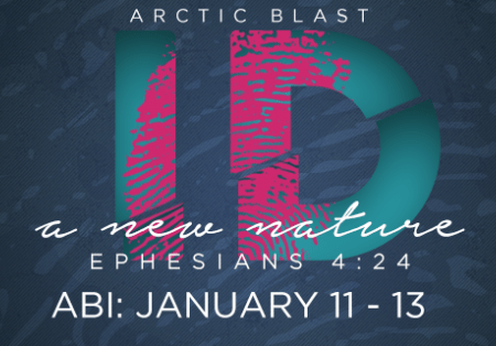 Youth Winter Retreat, Jan 11-13