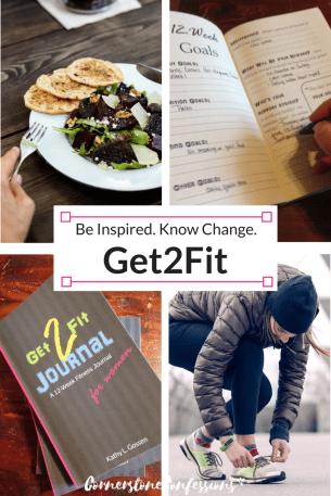 Fitness Journal - Get2Fit 12 Week Planner