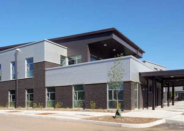 North Creek High School - Cornerstone Gci