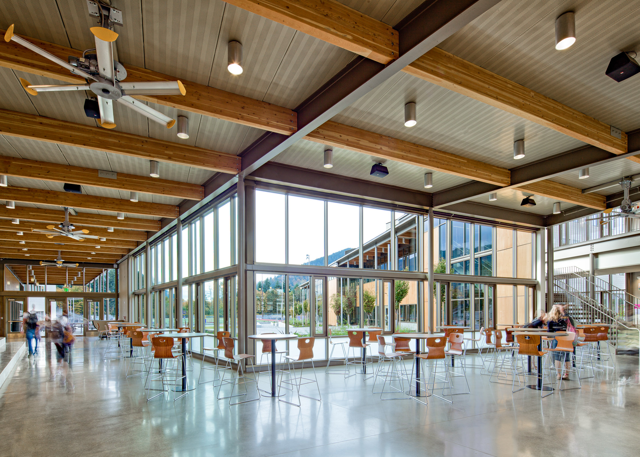 Issaquah High School Cornerstone GCI