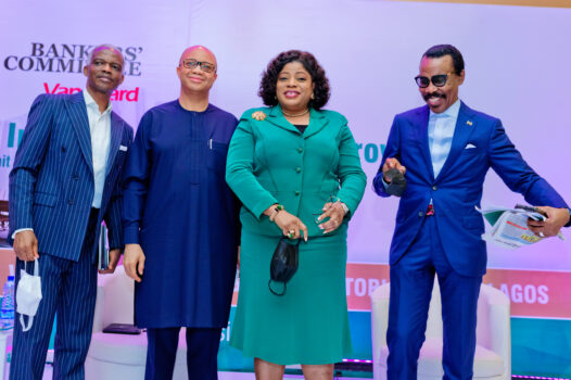 CBN/Bankers Committee Summit on Economy Photo Ops
