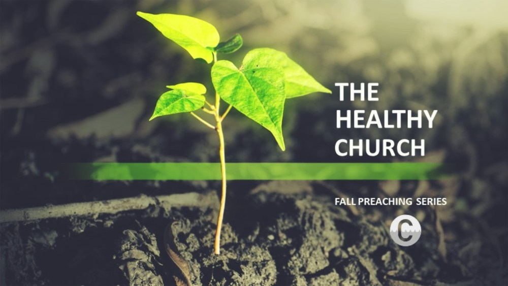 The Healthy Church