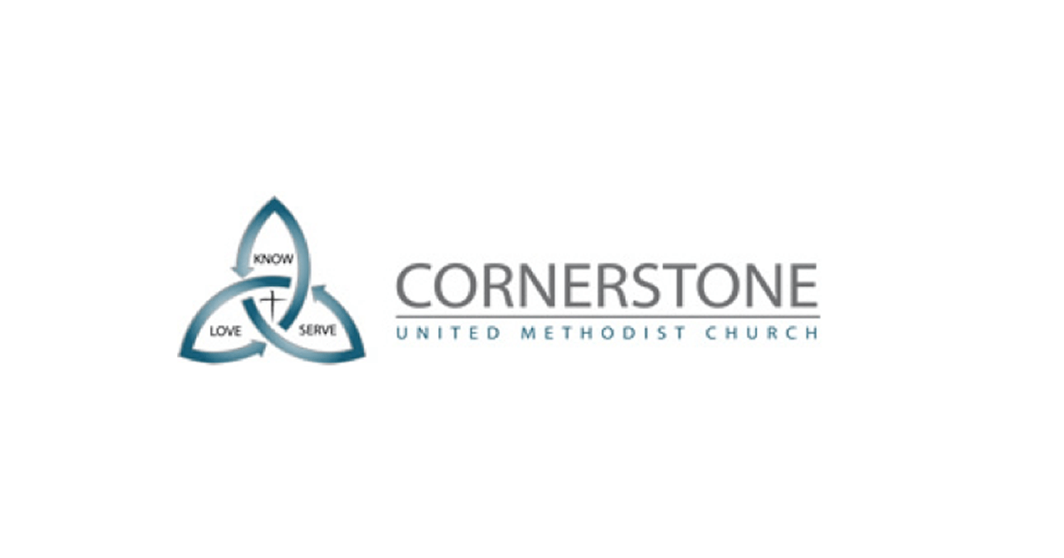 Welcome to Cornerstone United Methodist Church
