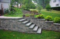 Stone Stairs Outdoor Design Ideas | www.topsimages.com