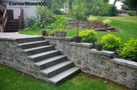 Retaining Wall Stairs - Frasesdeconquista.com